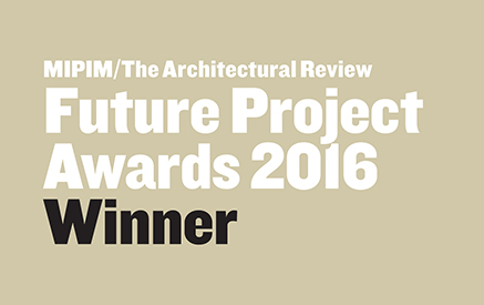 mob architects have won a mipim/the architectural review future project award