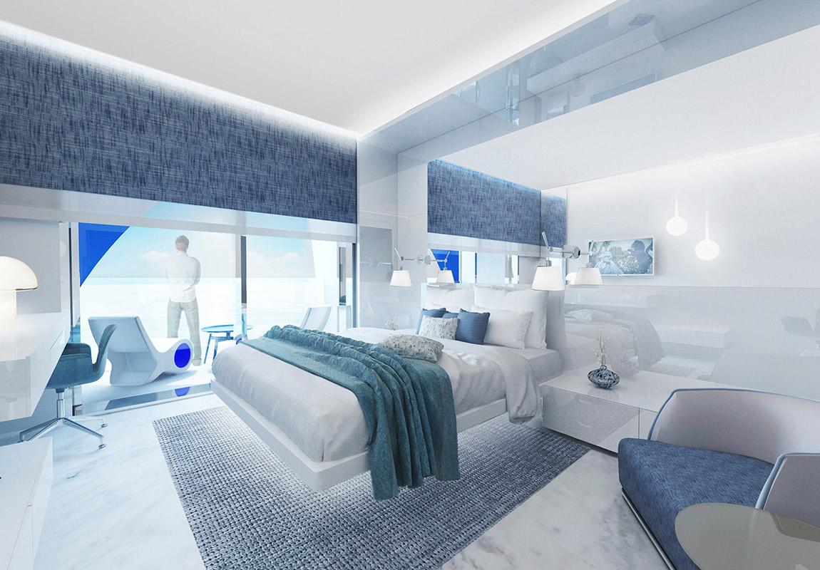 5 hotel in dubai interior design